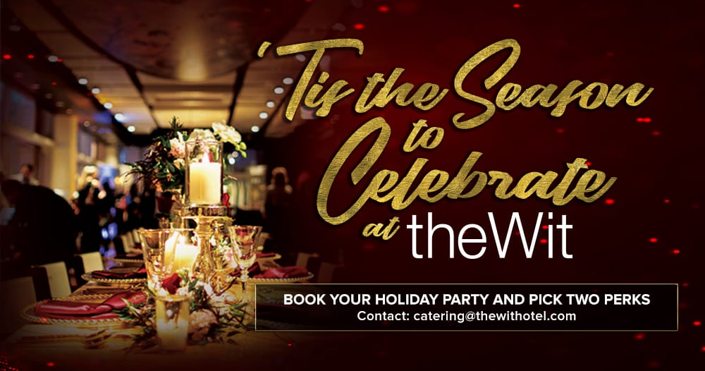 TheWit Holiday Catering