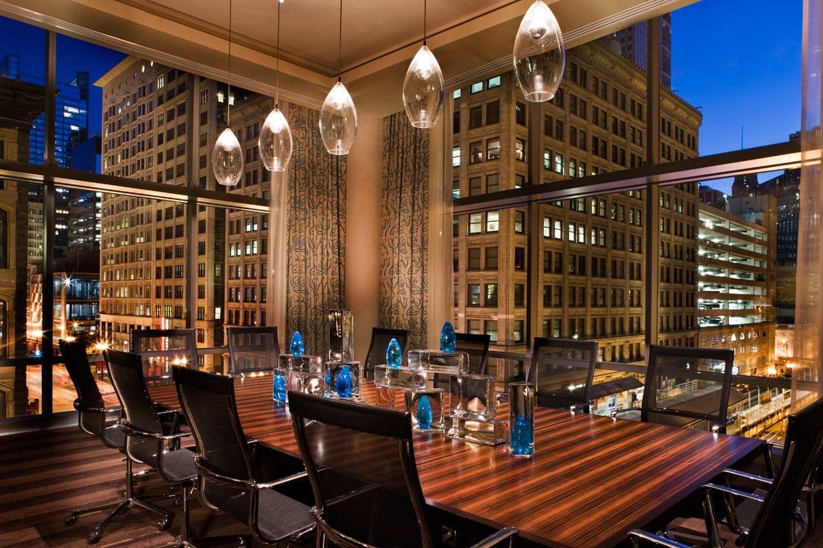 theWit Private Events in Chicago - Executive Boardroom