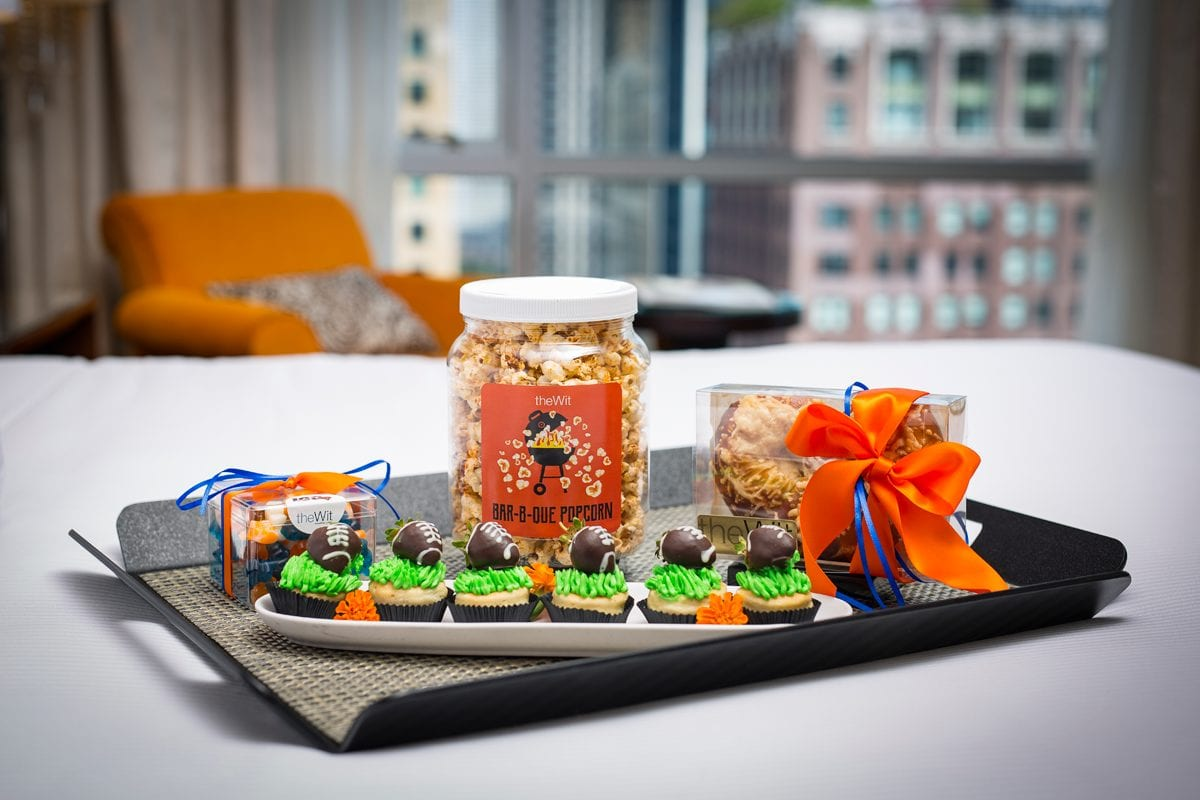 theWit Hotel | the Bears Sweets
