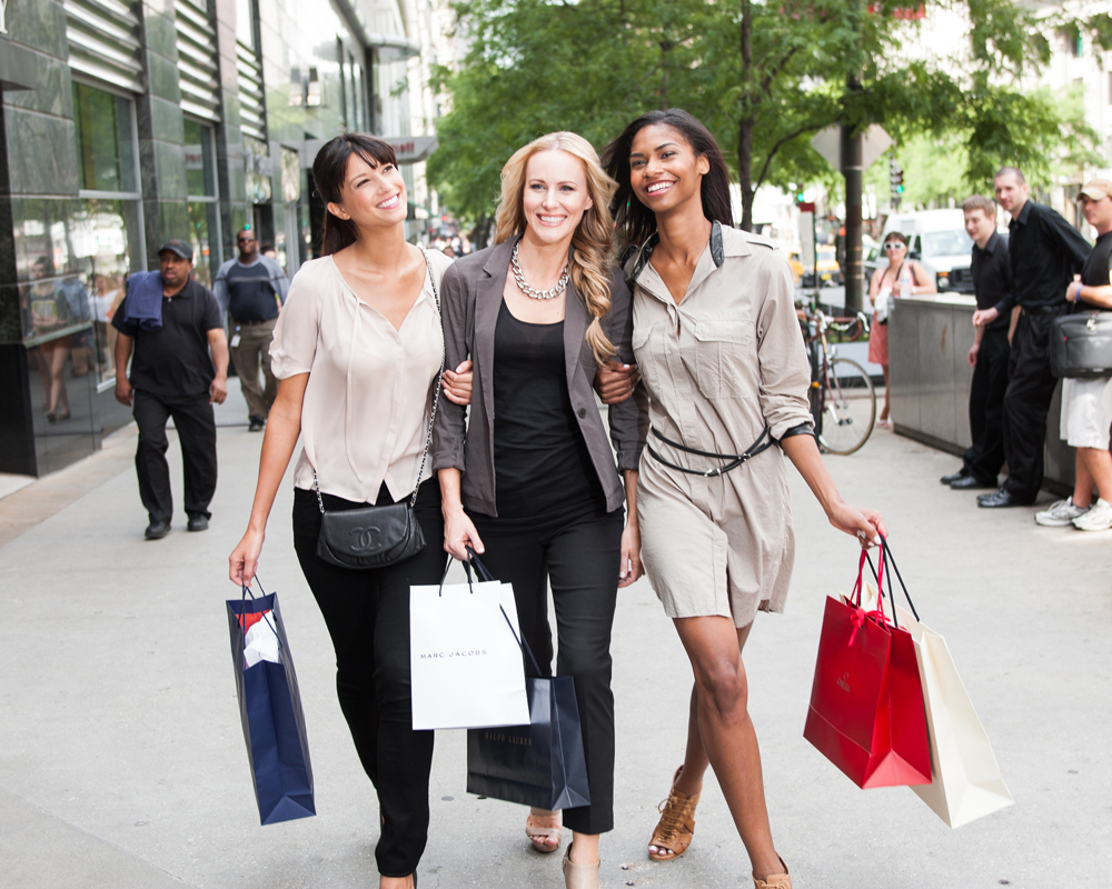 State Street and Magnificent Mile Shopping