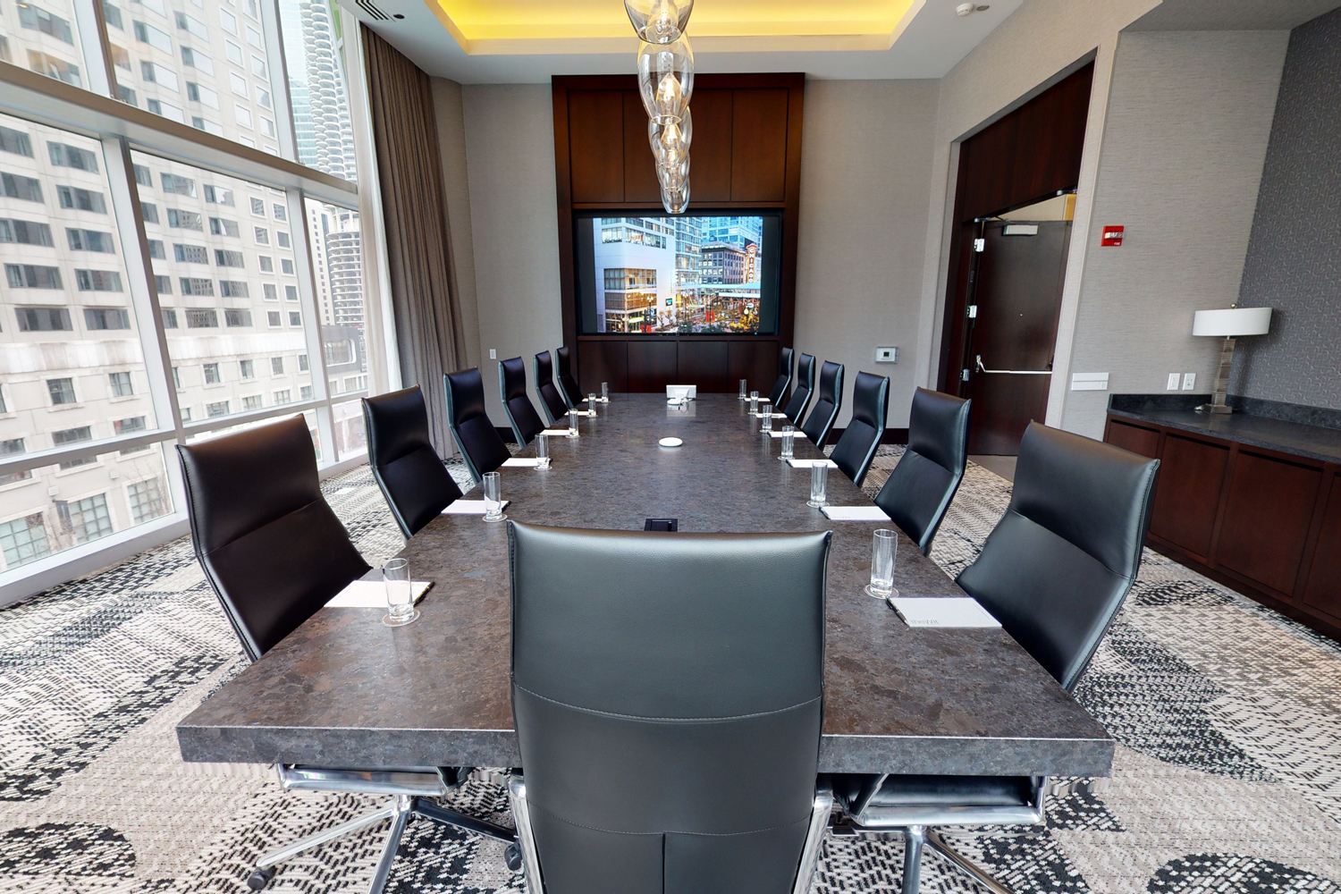 Lincoln Board Room | theWit Hotel