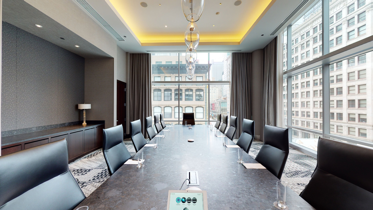 Lincoln Boardroom | theWit Hotel